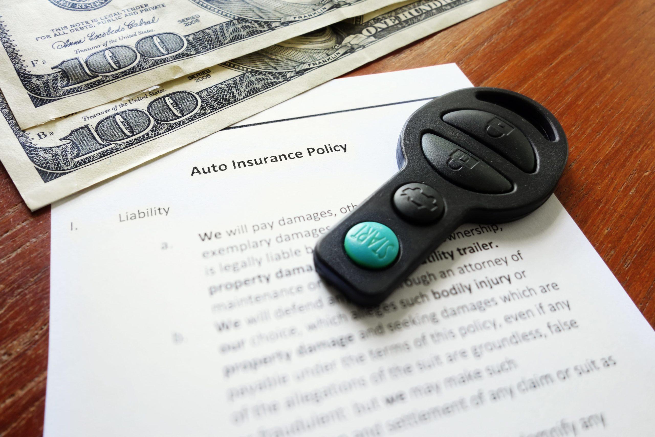 average car accient settlement in California